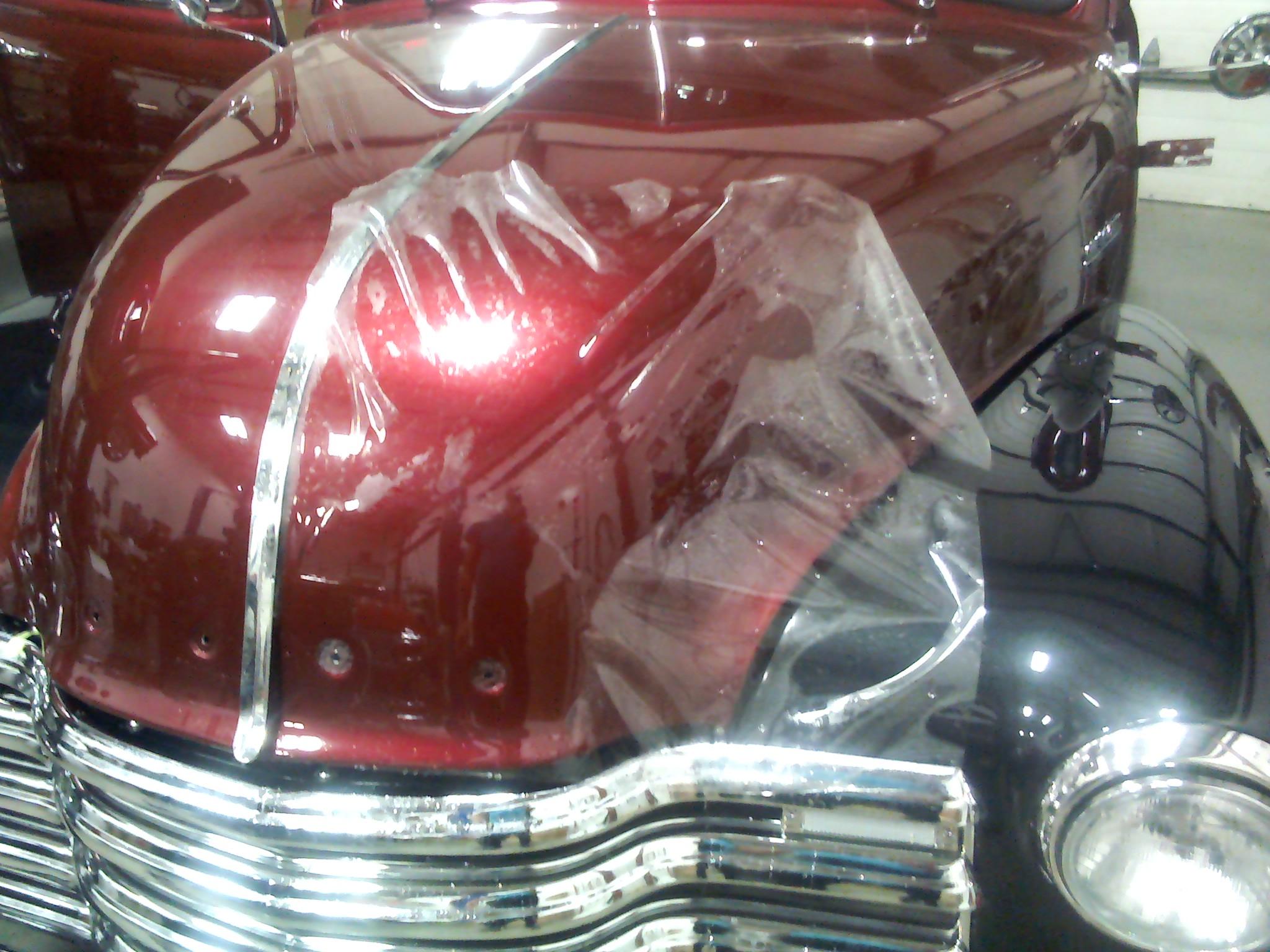 Custom Paint Protection Installation | Advantage Auto Accessories